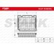 Filtro de aire CHEVROLET Aveo / Kalos Hatchback (T250, T255) 2019 Año 7931142 STARK