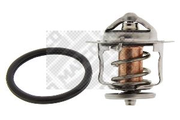 Kühlwasserthermostat 28570 MAPCO 28570 in Original Qualität