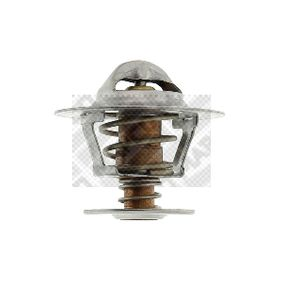 MAPCO Thermostat, Kühlmittel 28602 für AUDI 80 Avant (8C, B4) 2.0 E 16V ab Baujahr 02.1993, 140 PS