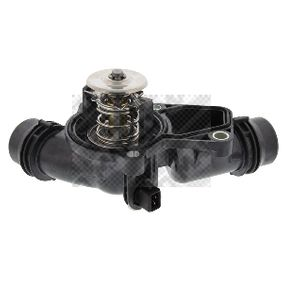 Thermostat, coolant D2: 43mm with OEM Number 11537509227