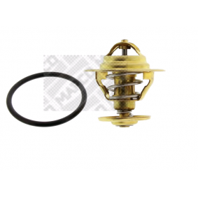 Thermostat, coolant D1: 54mm, D2: 35mm with OEM Number 95VW-8575-AB