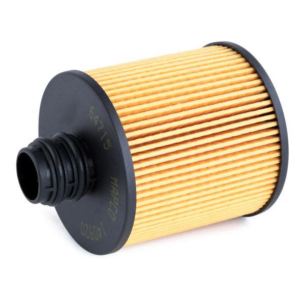 Filter MAPCO 64715 4043605866691