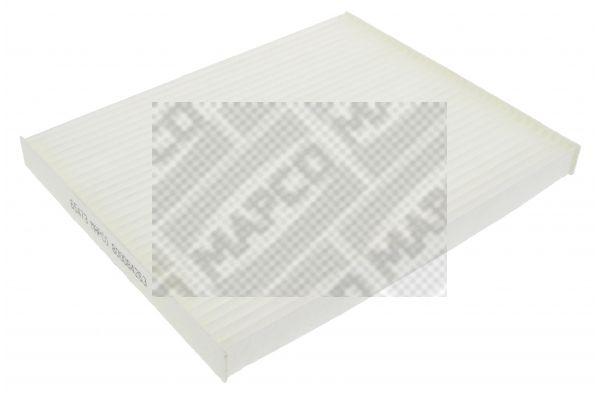 MAPCO  65473 Filter, Innenraumluft Länge: 238mm, Breite: 193mm, Höhe: 20mm