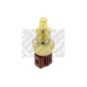 Sensor, temperatura del refrigerante Número de conexiones: 2 con OEM número 1338.55