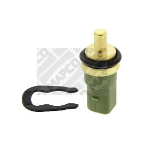 Sensor, temperatura del refrigerante Número de conexiones: 4 con OEM número 059919501A