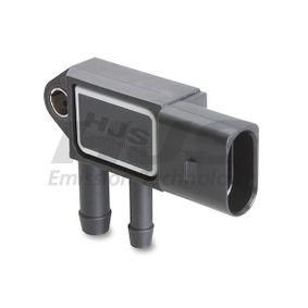Senzor, tlak vyfuk.plynu 92 09 1040 Octa6a 2 Combi (1Z5) 1.6 TDI rok 2013