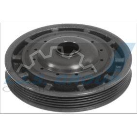 Belt Pulley, crankshaft with OEM Number 8200 367 922