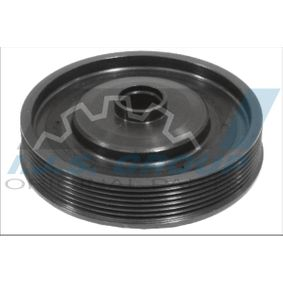 Belt Pulley, crankshaft with OEM Number 82 00 451 073