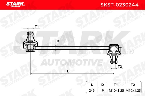 Pendelstütze STARK SKST-0230244 Bewertung