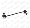 STARK 7936043 Front Axle Left, Front Axle Right, with spanner attachment