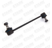 Stabilizer bar link STARK 7936046 Front axle both sides