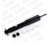 Amortiguador STARK 7936087 Eje delantero, Bitubular, Presión de aceite, Amortiguador telescópico, Espiga arriba, Puente abajo