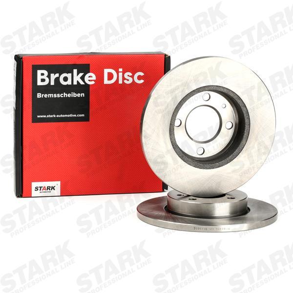 Discos de Freno STARK SKBD-0022845 conocimiento experto