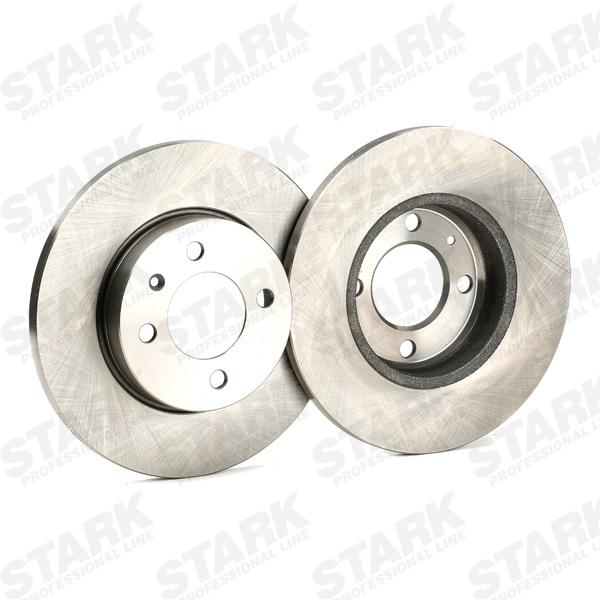Discos de Freno STARK SKBD-0022845 4059191082377