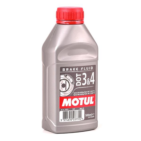 Brake Fluid MOTUL DOT34 expert knowledge