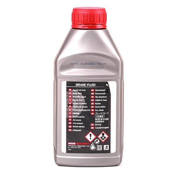 Brake Fluid MOTUL ISO49253et4 3374650237312