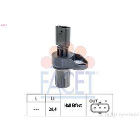 Sensor, Nockenwellenposition 9.0757 3 Touring (E91) 320d 2.0 Bj 2010