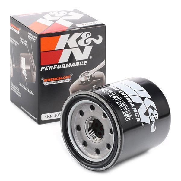 Ölfilter K&N Filters KN-303 Erfahrung