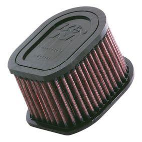 K&N Filters  KA-1003 Légszűrő Hossz: 133mm, Szélesség: 102mm, Magasság: 79mm
