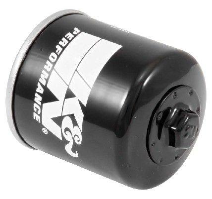 K&N Filters  KN-204 Ölfilter Ø: 66mm, Ø: 66mm, Länge: 71mm, Länge: 71mm