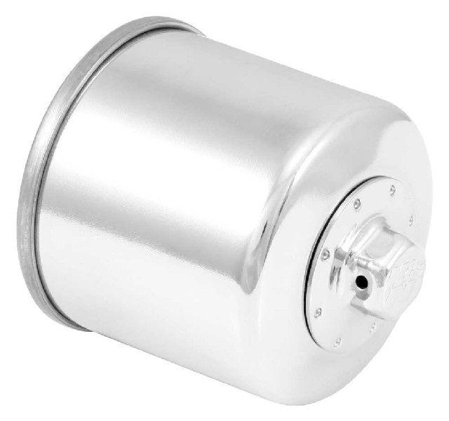 K&N Filters  KN-204C Ölfilter Ø: 66mm, Ø: 66mm, Höhe: 71mm