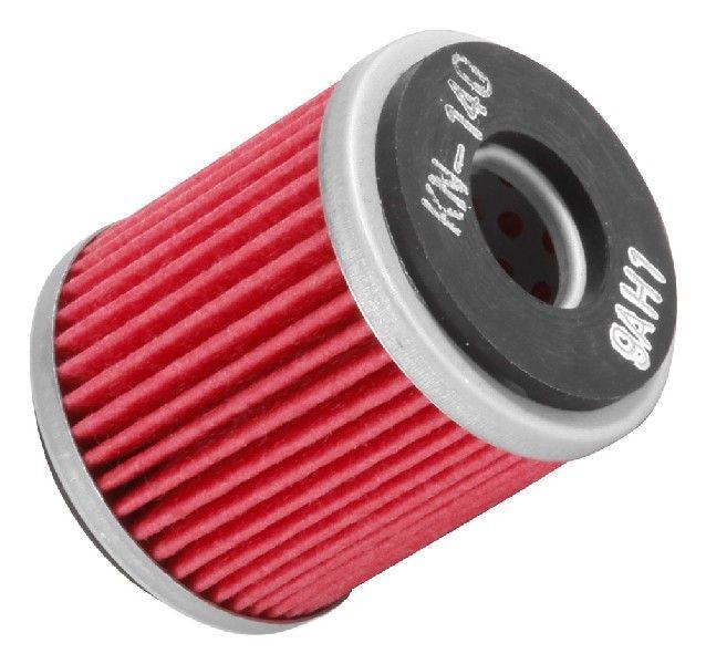 K&N Filters  KN-140 Ölfilter Ø: 38mm, Ø: 38mm, Höhe: 46mm