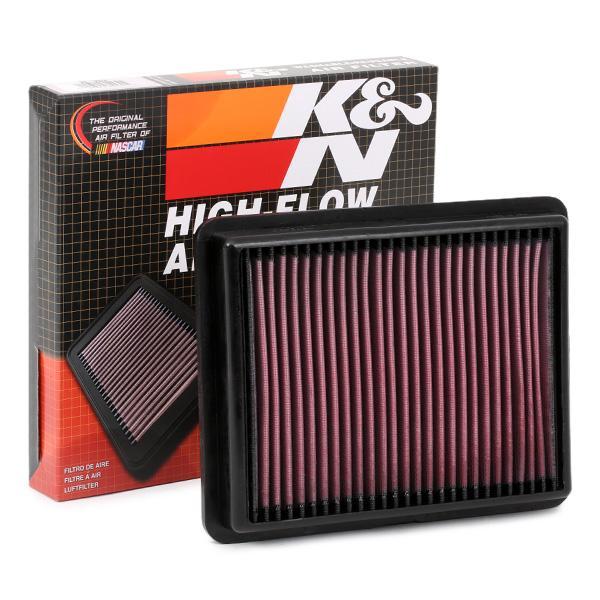 Filtro de Aire K&N Filters 33-3024 conocimiento experto