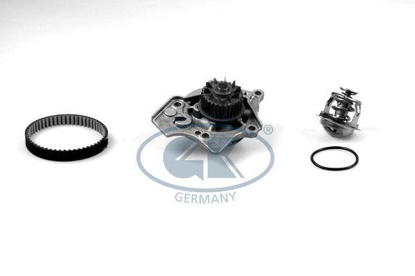 Zahnriemensatz mit Wasserpumpe GK K980295A-TH Bewertung