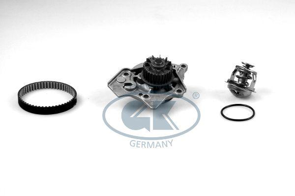 Zahnriemensatz mit Wasserpumpe GK K980297A-TH Bewertung