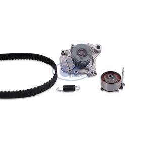 Honda Civic eu7 1.4iS (EP1) Wasserpumpe + Zahnriemensatz GK K987812A (1.4 iS Benzin 2002 D14Z5)