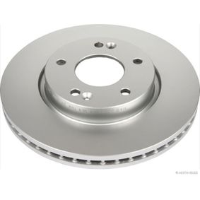 Bremsscheibe Bremsscheibendicke: 26mm, Lochanzahl: 5, Ø: 280mm mit OEM-Nummer 517 121 F300