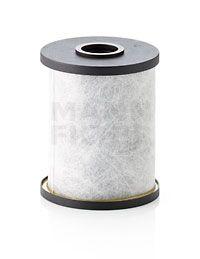 MANN-FILTER  LC 10 002/1 x Filtro, ventilación bloque motor