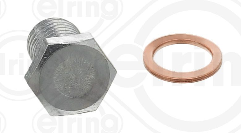 Oil drain plug ELRING 455.740 4041248659861