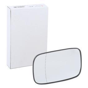 2007 Volvo V50 545 1.6 D Mirror Glass, outside mirror 6102-24-019367P