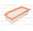 JC PREMIUM Filtro de aire motor DACIA Cartucho filtrante
