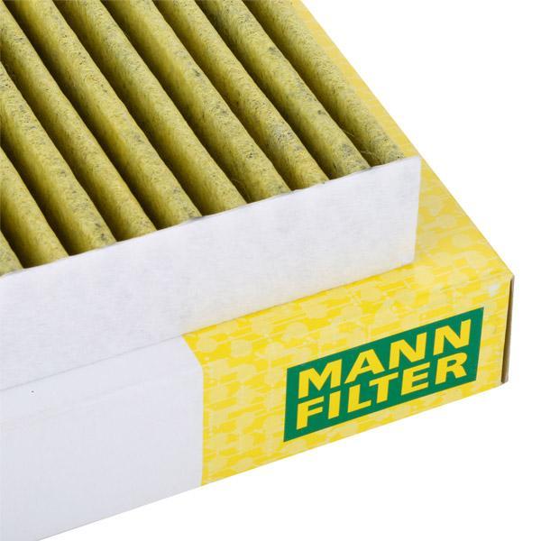 Pollenfilter MANN-FILTER FP 2882 Bewertung