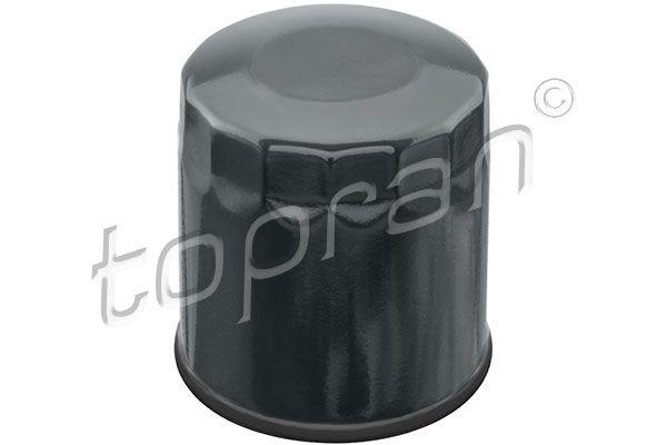 TOPRAN  820 197 Ölfilter Höhe: 76mm