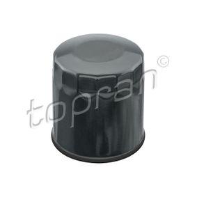 Ölfilter Höhe: 76mm mit OEM-Nummer 26300 02503