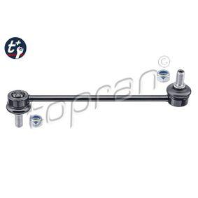 Rod / Strut, stabiliser with OEM Number 548302H200