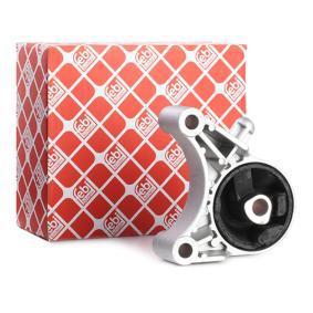 FEBI BILSTEIN  46322 Lagerung, Motor Gummi/Metall