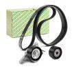 Poly v-belt kit SNR 7940617