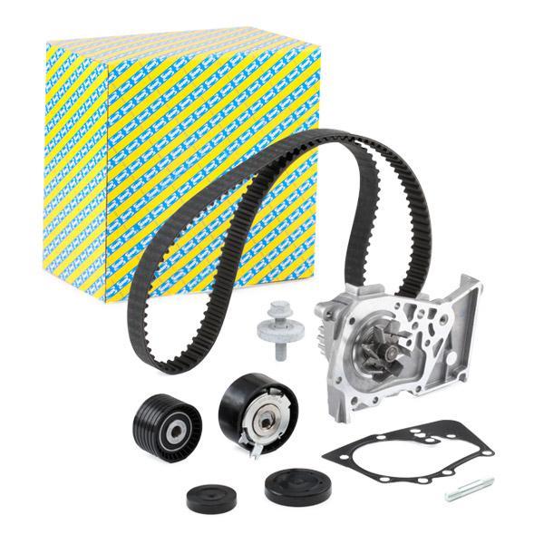 SNR  KDP455.570 Wasserpumpe + Zahnriemensatz
