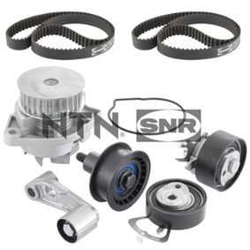 Water pump and timing belt kit KDP457.260 OCTAVIA (1Z3) 1.4 MY 2011