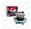 Rodamiento de rueda MAZDA 3 (BL) 2013 Año 7941191 STARK con sensor ABS incorporado