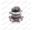 STARK Kit cuscinetto ruota SKWB-0180170 per NISSAN QASHQAI / QASHQAI +2 (J10, JJ10) 1.5 dCi