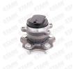 STARK Hinterachse beidseitig, mit integriertem ABS-Sensor, mit Radbefestigungsbolzen SKWB0180170