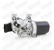 Scheibenwischermotor RENAULT CLIO 3 (BR0/1, CR0/1) 2011 Baujahr 7941204 STARK vorne, für Links-/Rechtslenker