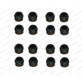 Seal Set, valve stem HR814 PUNTO (188) 1.2 16V 80 MY 2002