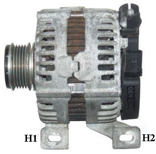 Generator DELCO REMY DRA0052 Bewertung