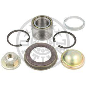 Wheel Bearing Kit Ø: 53mm, Inner Diameter: 29mm with OEM Number 1201568
